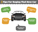 5 Tips for Buying That New Car